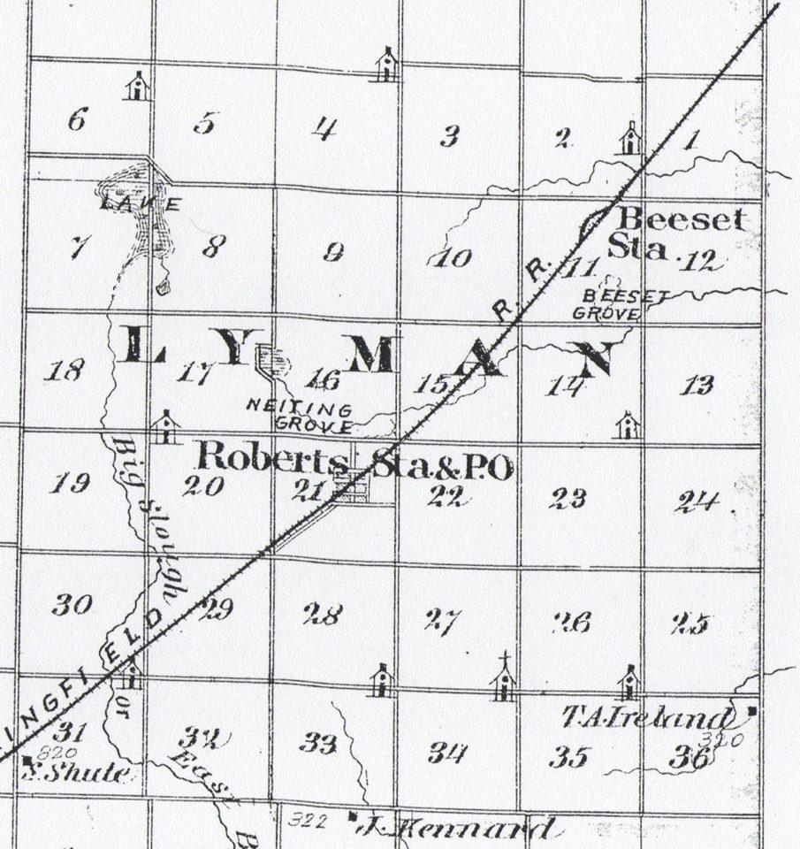 Lyman Township 1876
