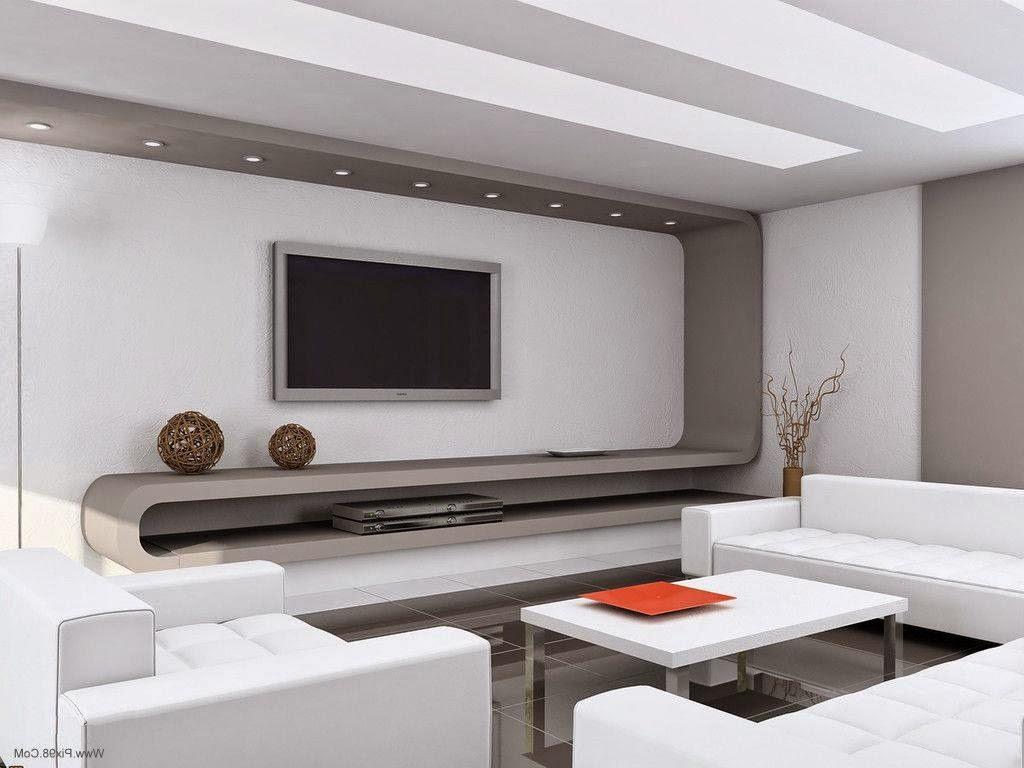 Дизайн залы стиль хай тек