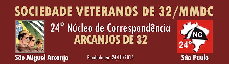 24º Núcleo de Correspondência da Sociedade Veteranos de 32-MMDC