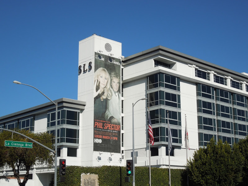 Phil Spector HBO Films billboard