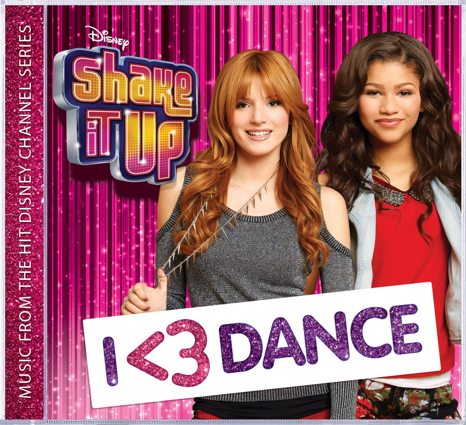 Mommy Katie: Disney Channels Shake It Up Soundtrack on CD