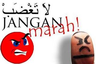 jangan, marah, rilex, lontarkan, mudah, bertenang, tahan, sabar, islamik, nasihat, renungan