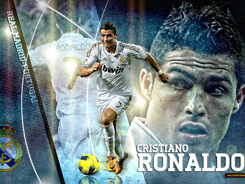 Wallpaper Cristiano Ronaldo