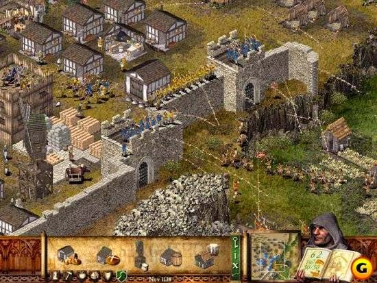 Download Stronghold Full Version PC Game Ringan