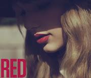 1) CD RED , TAYLOR SWIFT. Não sei se o Red vai superar meu amor pelo Speak .