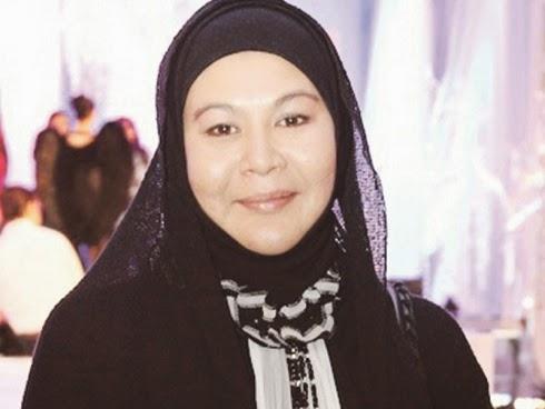 Erma Fatima Kena sekolahkan lagi anak muda sekarang