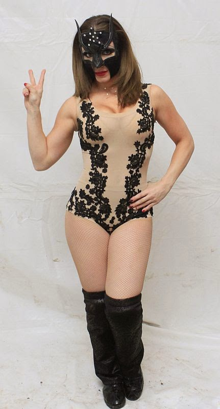 The Top Ten Luchadoras - October 2014 - Sexy Star