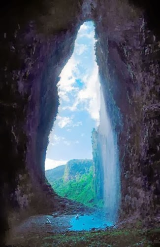 Cave of the Ghost, Venezuela