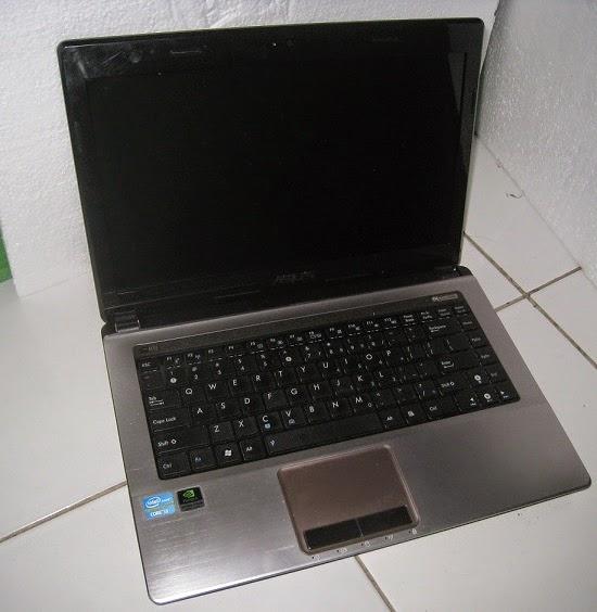 Laptop Gaming ASUS A43SV