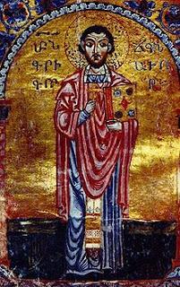 narekatsi armenian manuscript sold ebay