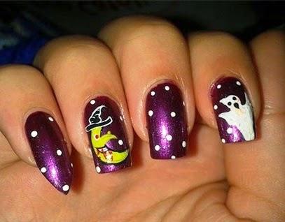 Scary nail
