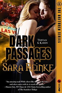 Review & Giveaway: Dark Passages by Sara Reinke