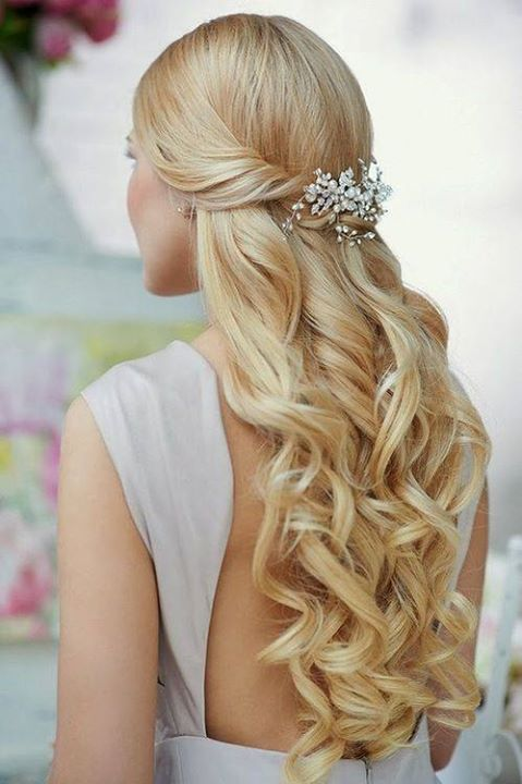 Fifty Hair Styles For Brides | Hair