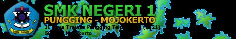 SMK NEGERI 1 PUNGGING - MOJOKERTO