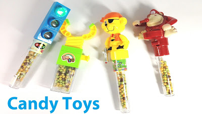 Funny Yummy Toy Candies