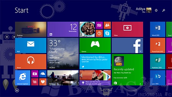 Cara Install Windows 8.1 Update 1 2