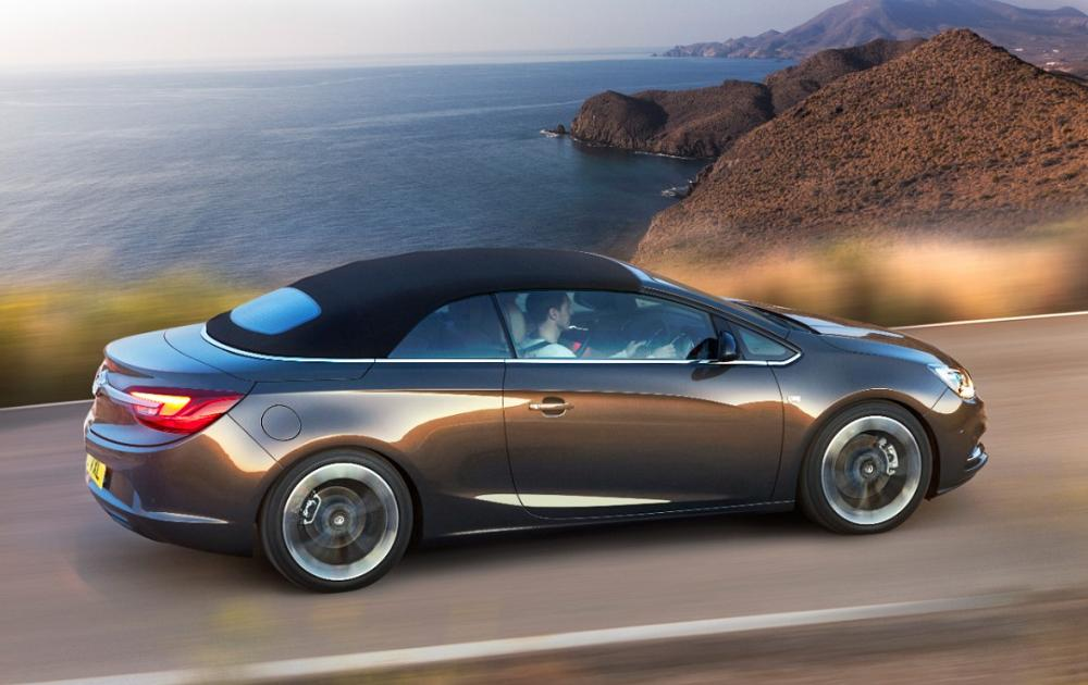 Cascada Convertible Revealed Autoesque