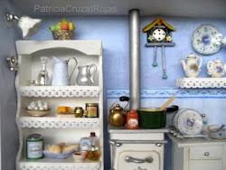 Cocina con Miniaturas