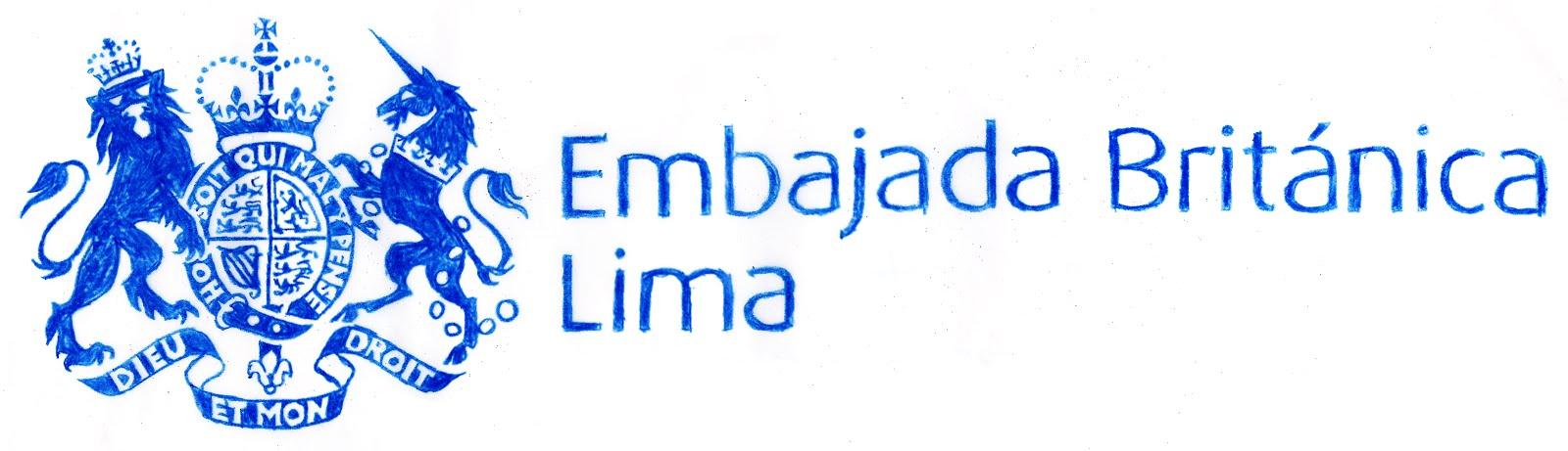 British Embassy, Lima