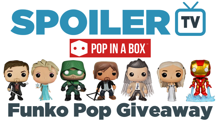 COMPLETE: Enter our free #funkopop vinyl figure February 2016 Giveaway