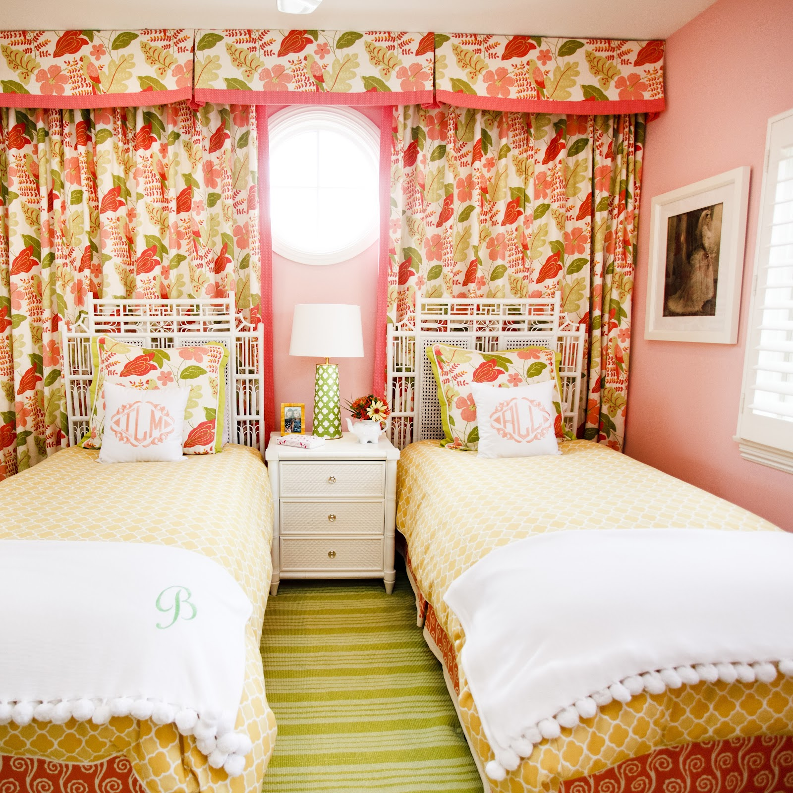 bedroom ideas for teenage girls 2012. Palm Beach Inspired Shared Room By Andrika King Design Bedroom Ideas For Teenage Girls 2012