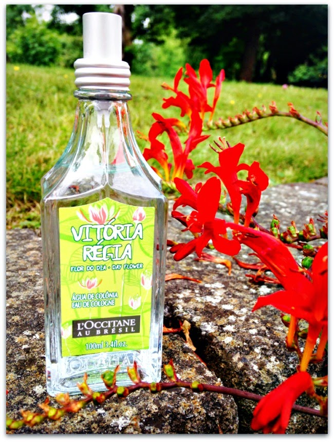 L'Occitane Vitória-Régia Day Flower Eau de Cologne