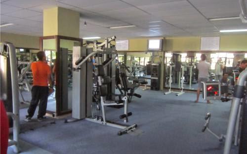 Fitness center gor fik uny info jogja