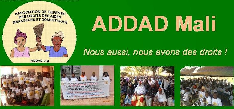 ADDAD Mali