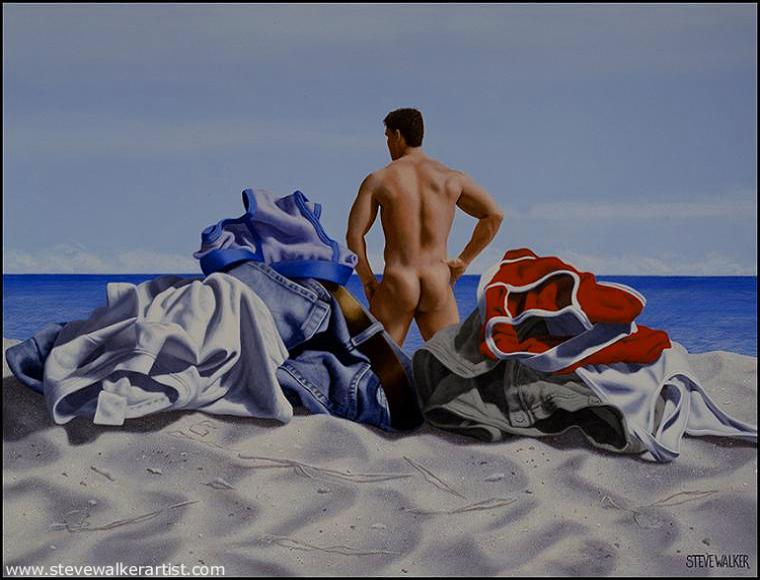 steve walker gay art