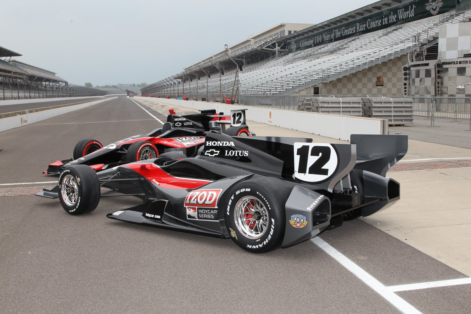 New Indy Car Vs Old