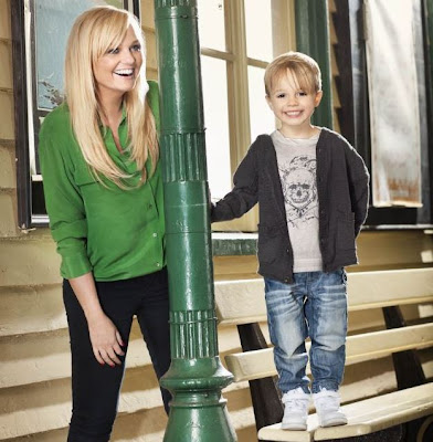 article 2059401 0EBAA4DB00000578 662 Emma Bunton and son Beau
