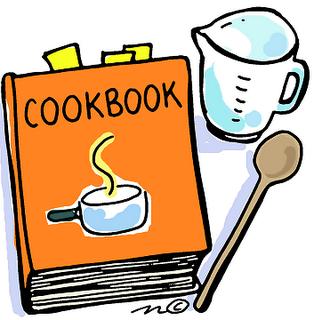 recipe clip art
