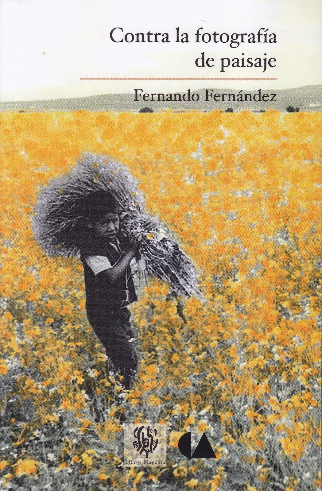 Contra la fotografía de paisaje