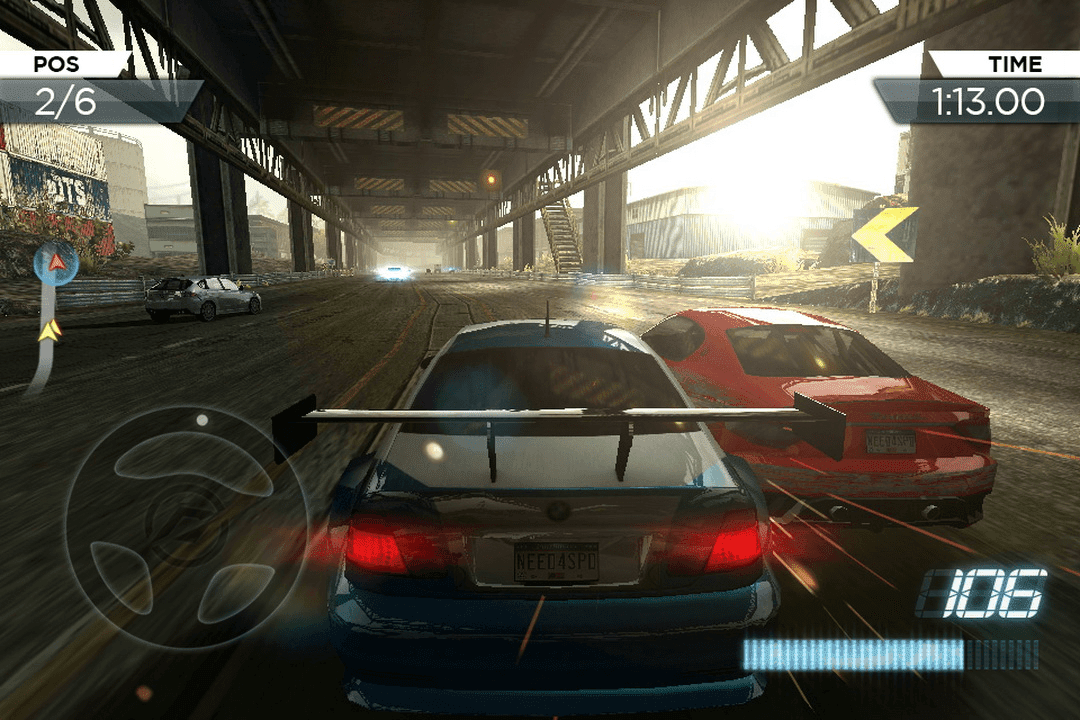 Need for Speed Most Wanted 2013 Game With Update v 1.3 Download Free ...