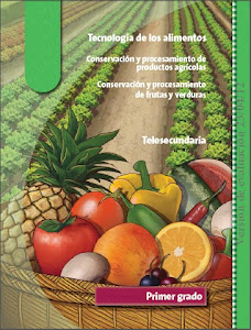 TEC. CONSERVACIN Y PROCESAMIENTO DE FRUTAS Y VERDURAS