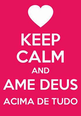 Keep Calm da semana