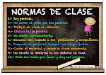 ASÍ NOS COMPORTAMOS EN CLASE