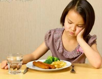 hội chứng rối loạn tiêu hóa ở trẻ