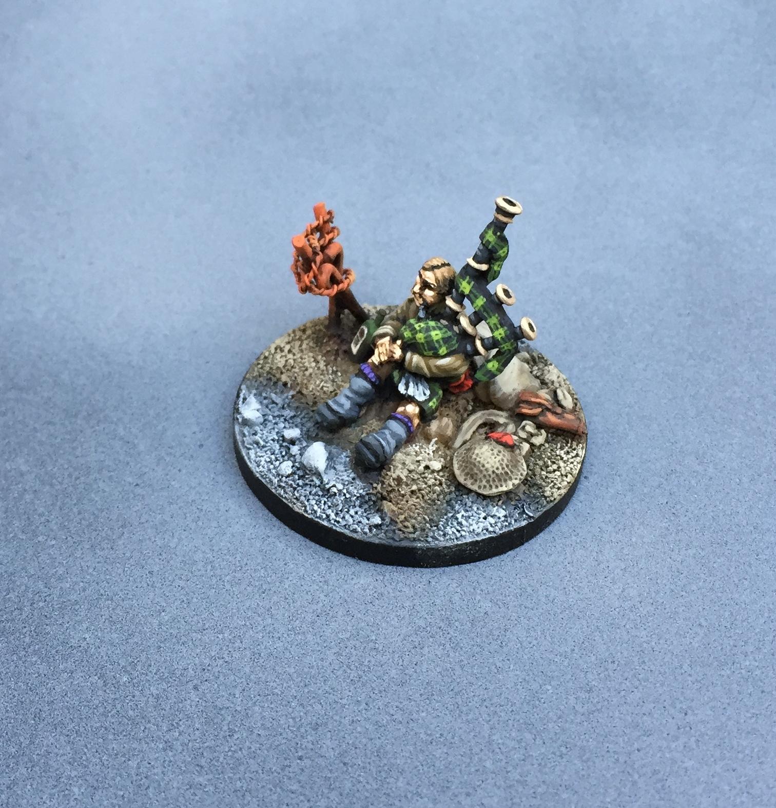Roundwood\'s World: Mini-Project - Great War Miniatures Highlanders ...