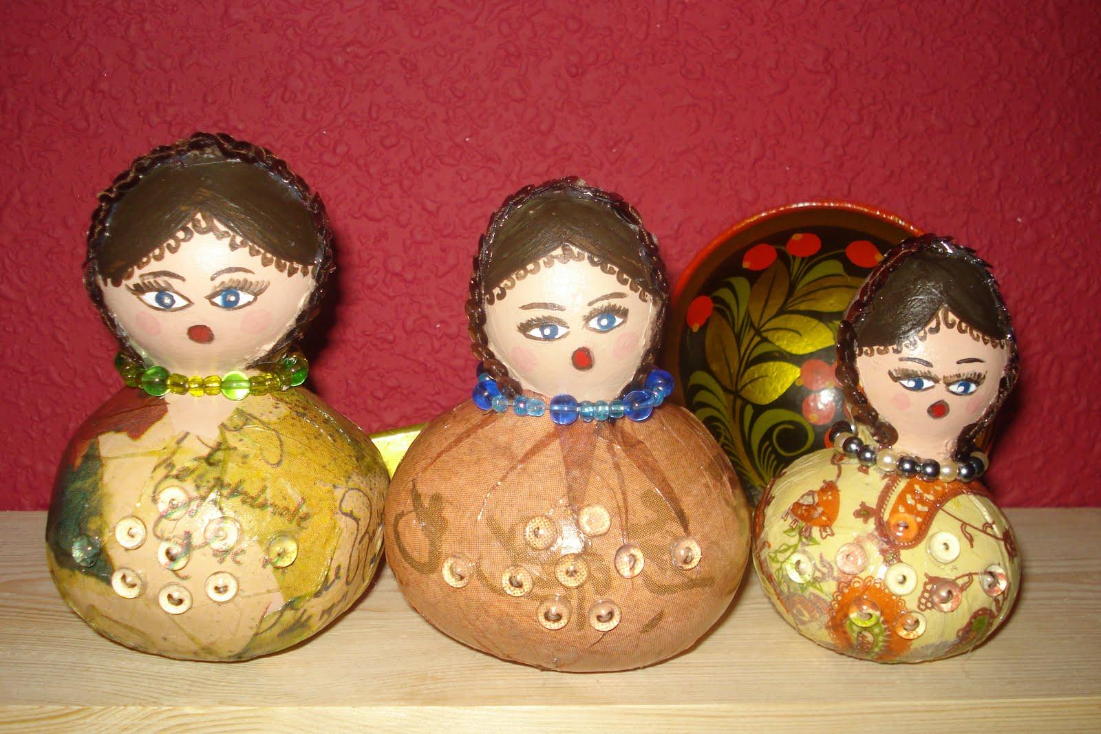 El corralito de piraeus matriuskas vicky en calabazas - Calabazas decoradas manualidades ...