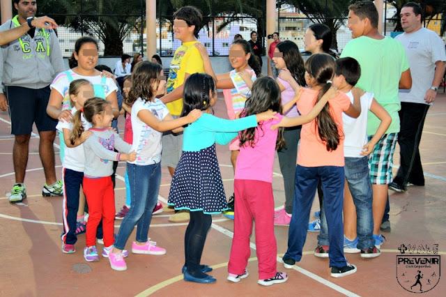 deporte infantil en arucas