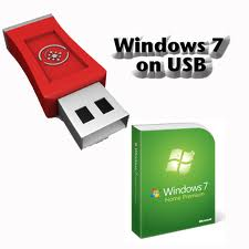 Membuat Bootable Windows 7 USB Flash Disk