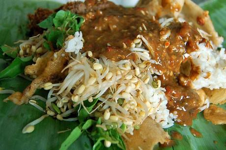 Rahasia Resep Indonesia: Resep Membuat Bumbu Pecel Sayuran