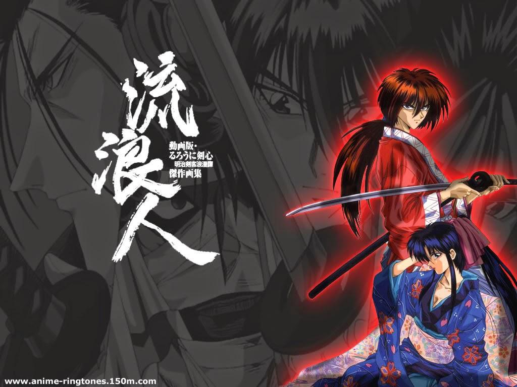 Wallpaper Samurai X