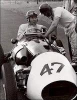 Tony Rolt, vencedor en Le Mans