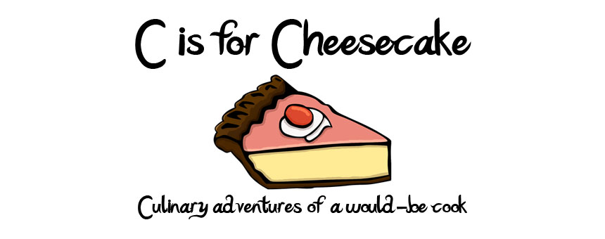 C is for Cheesecake
