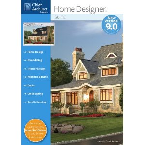 Home Designer Suite 9.0 Is The Latest Release From Chief Architect, The  Professional Software Design Company And The Software Of Choice By More  Builders, ...