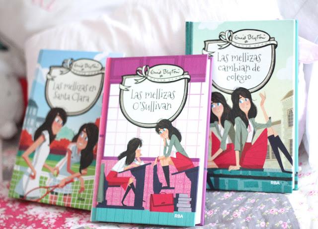 photo-libros-niñas-la-mellizas-o'sullivan