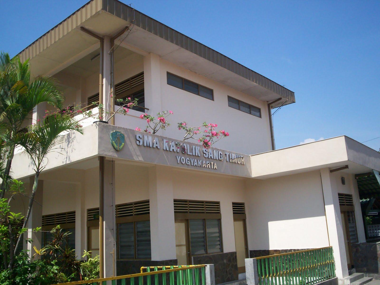 SMA SANG TIMUR YOGYAKARTA