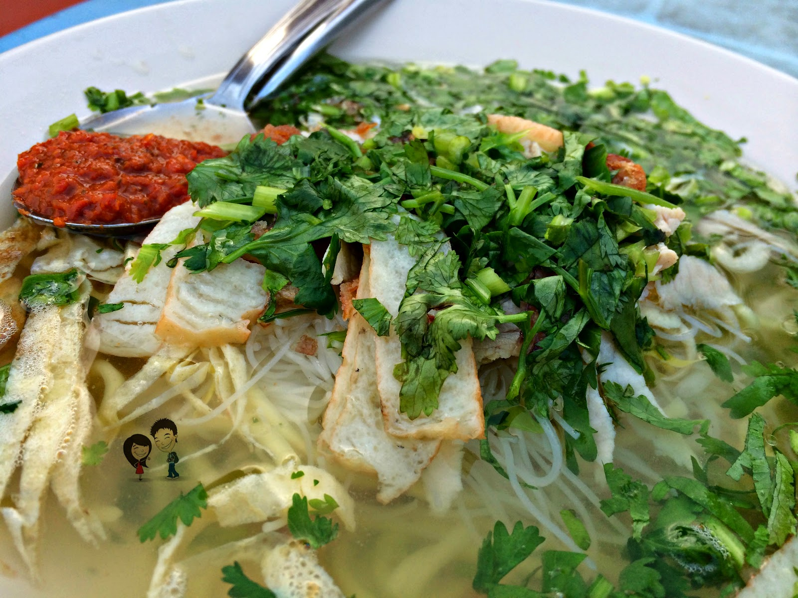 how to cook lam mee